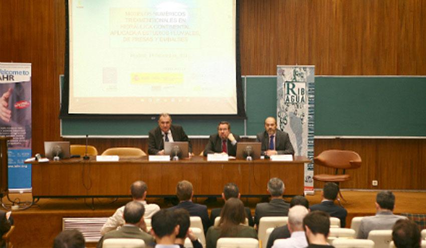 SUEZ Water Spain avanza en la aplicación de modelos matemáticos tridimensionales en hidráulica