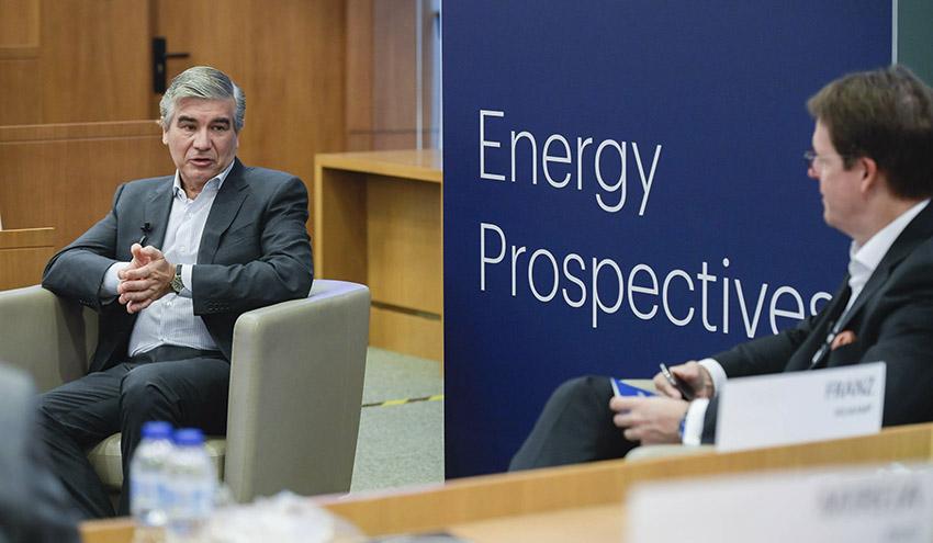 """Christophe Brognaux: """"El hidrógeno será la energía sintética limpia del futuro"""""""