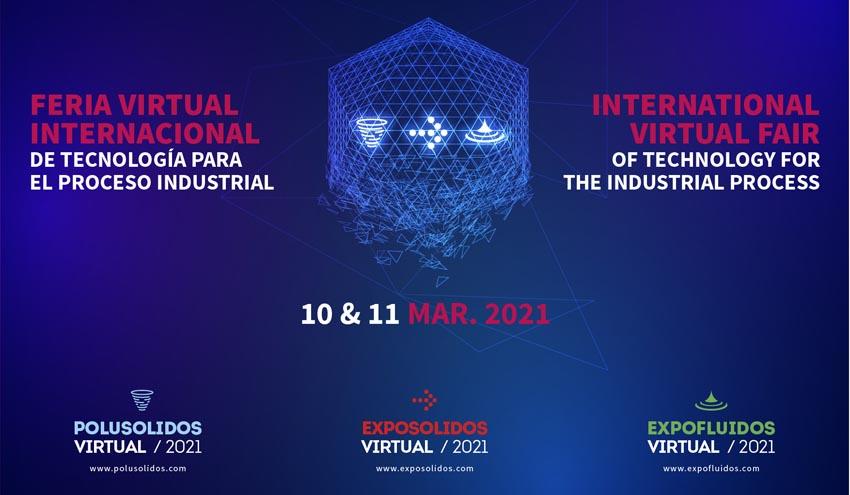 La primera Feria Virtual Internacional de Tecnología para el Proceso Industrial recibe a casi 25.000 profesionales