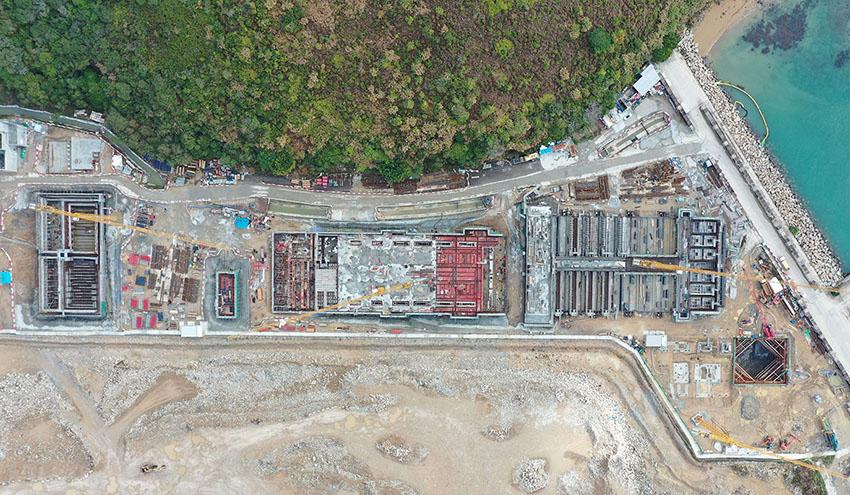 ACCIONA avanza en sus proyectos de Agua en el Sudeste Asiático