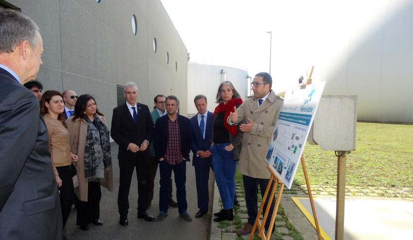 Presentada la Unidad Mixta de Gas Renovable para investigar el uso del gas natural y biometano en depuradoras