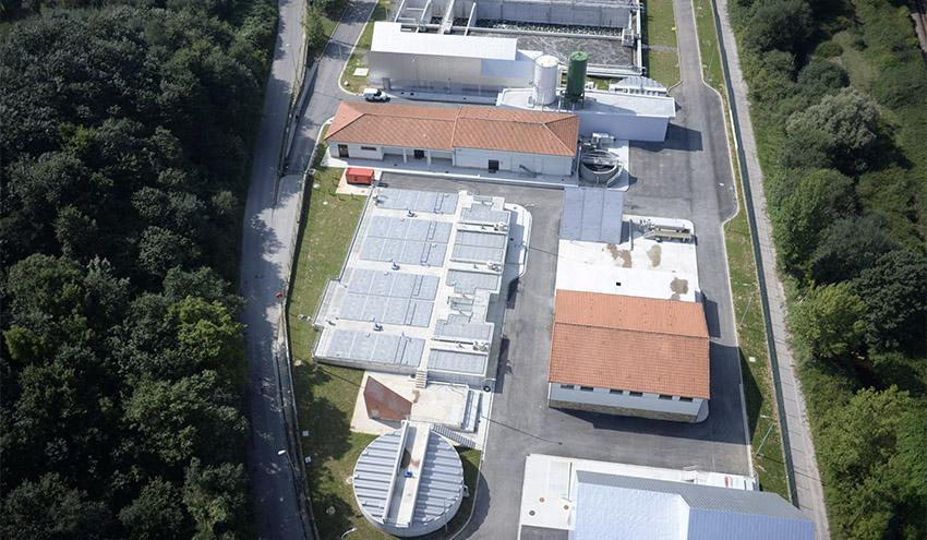 Sale a licitación el contrato para la explotación de la depuradora de San Claudio en Oviedo
