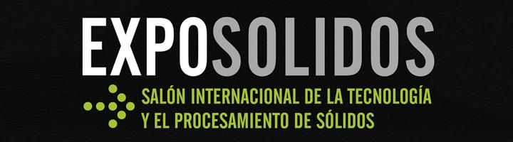 EXPOSOLIDOS, Salón de la Tecnología y el Procesamiento de Sólidos, celebrará su séptima edición en febrero del 2015