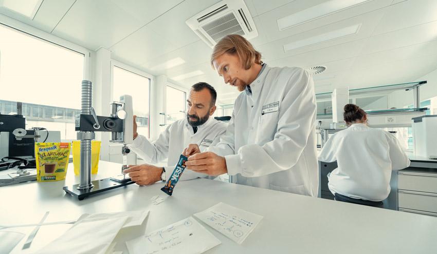 Nestlé inaugura su instituto de investigación de envases, el primero de la industria alimentaria