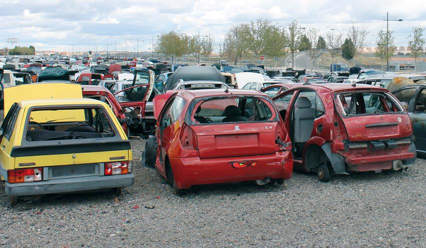 SIGRAUTO considera positivo el nuevo Real Decreto sobre vehículos fuera de uso