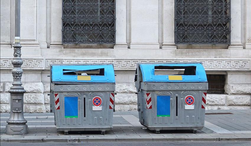 La gestión de residuos, una actividad esencial que sigue prestando servicio a la ciudadanía