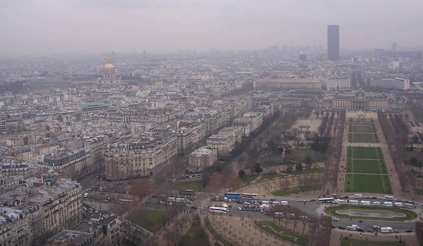 Las ciudades con altas emisiones podrían calentarse más de 4 °C a final de siglo