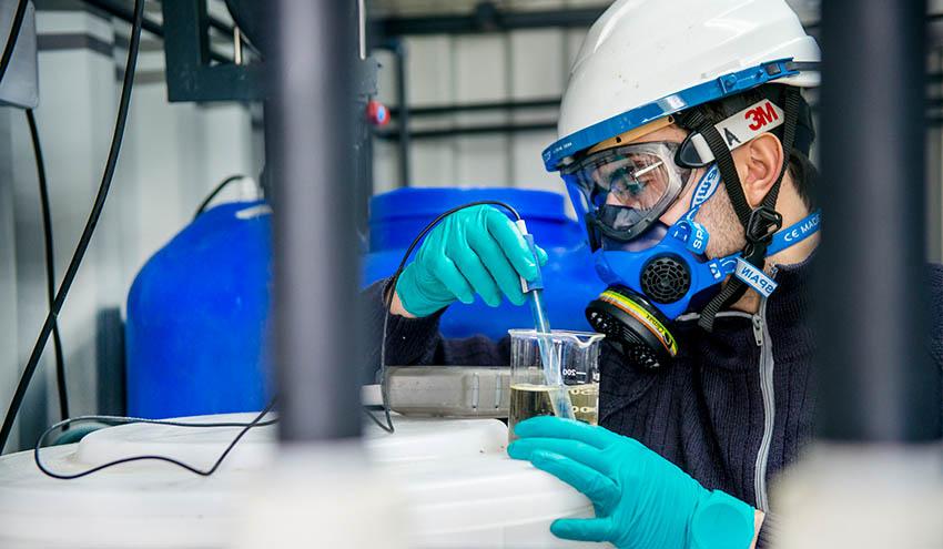 La UPC participa en LIFE ENRICH, un proyecto para recuperar nitrógeno y fósforo del agua residual