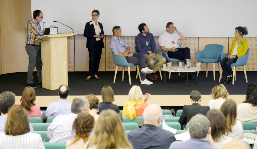 Más de 100 profesionales se reúnen para debatir sobre economía circular en el sector agroalimentario