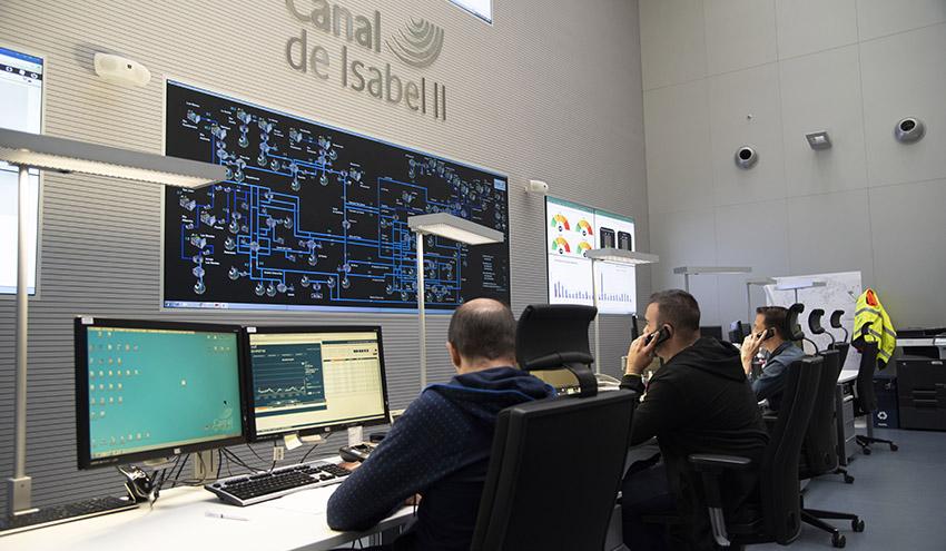 Canal de Isabel II es la compañía de agua española mejor valorada por sus clientes, según la consultora Stiga