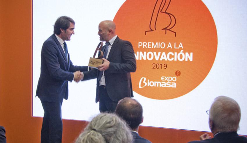 Expobiomasa y el primer Salón del Gas Renovable lanzan doble premio a la innovación en 2021