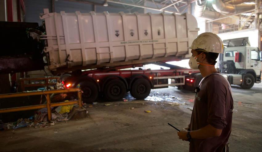 Veolia aumenta la valorización de residuos un 31% en España durante 2020