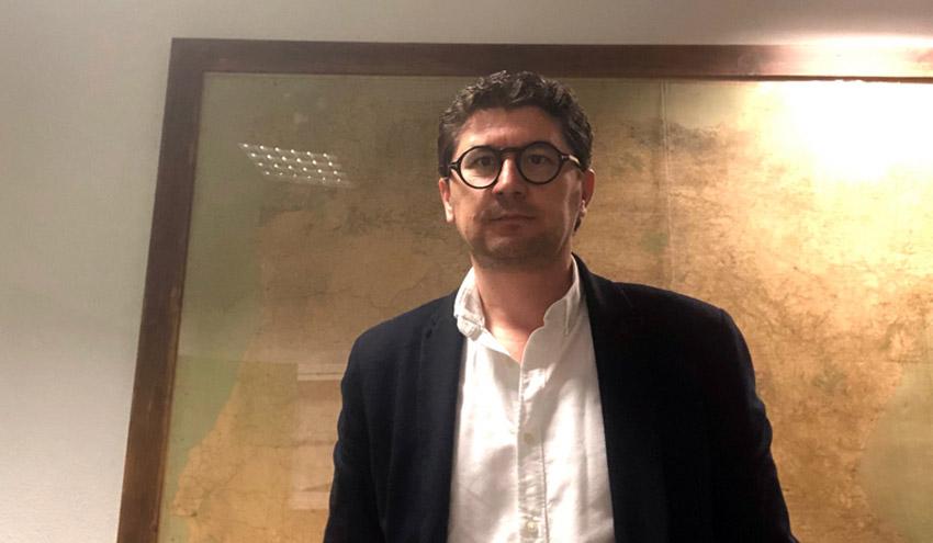 Alberto García Prats, nuevo director de la Cátedra Aguas de Valencia