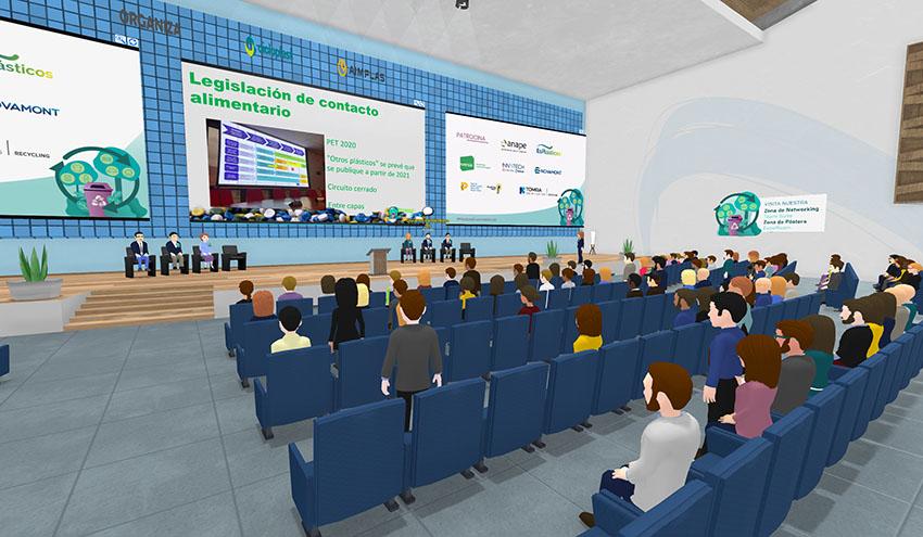 La inversión para la innovación en economía circular, clave para el sector del plástico en el futuro