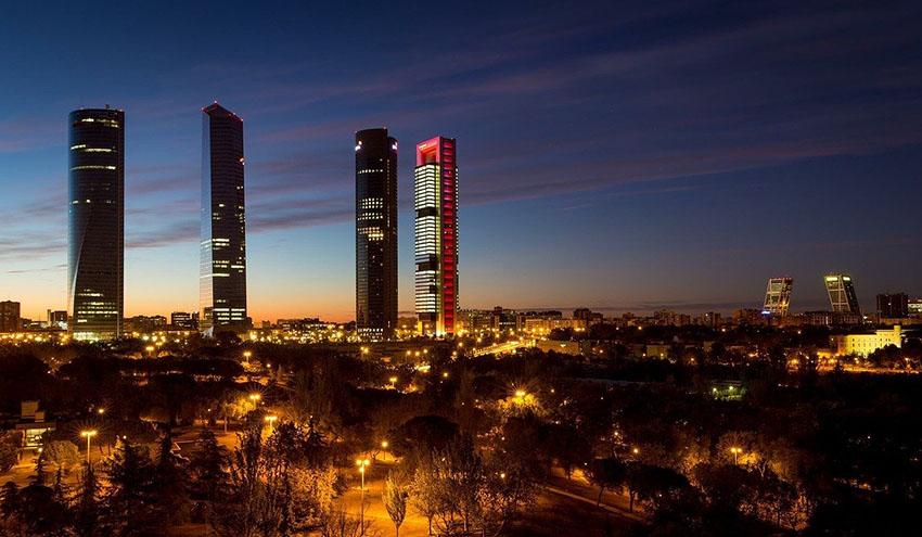 La contaminación ambiental disminuye en las principales ciudades de España tras el confinamiento