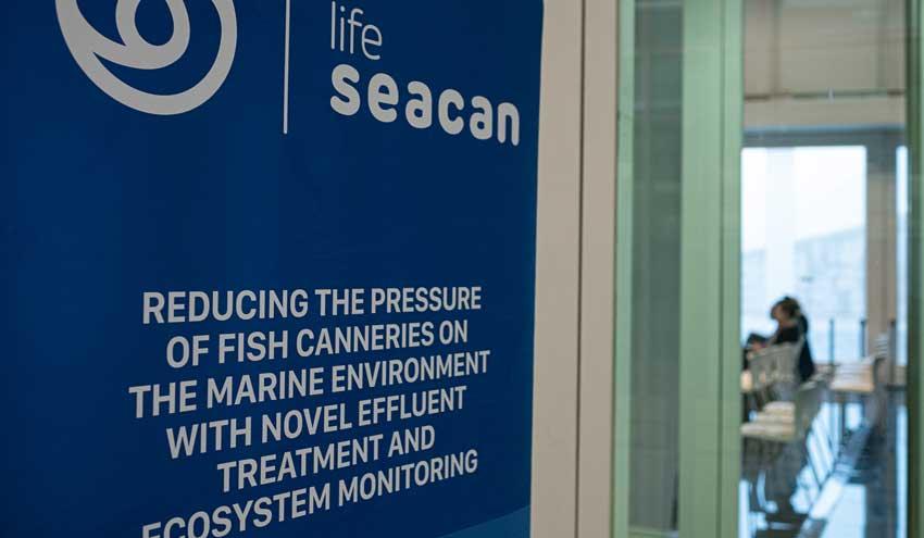 Life SEACAN, gestión sostenible en el tratamiento de aguas residuales