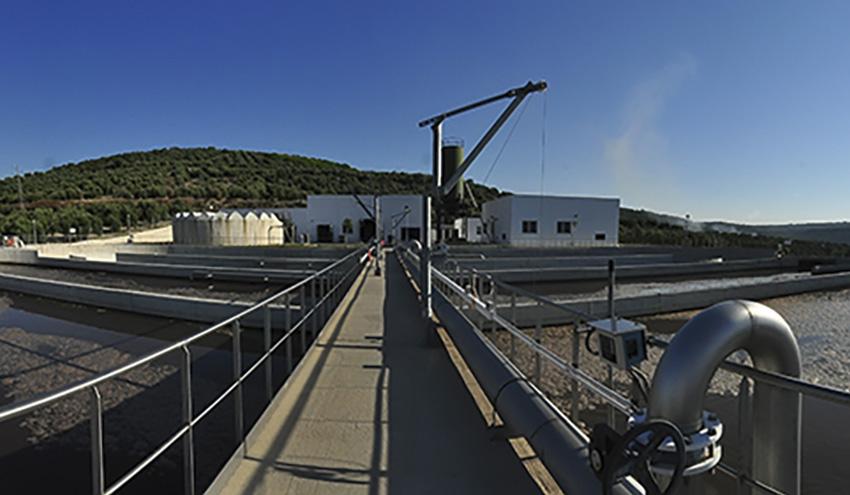 La nueva estación depuradora de Úbeda ya da servicio a más de 34.000 personas