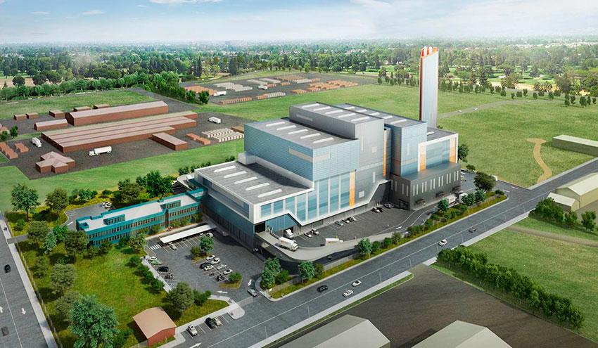 ACCIONA construirá una segunda planta de valorización energética en Australia por 320 millones de euros