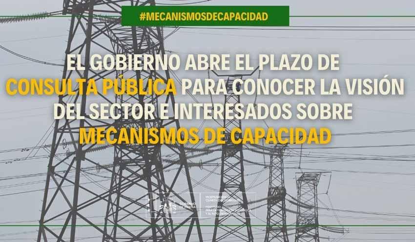 El MITECO abre el proceso de consulta pública para conocer la visión del sector eléctrico