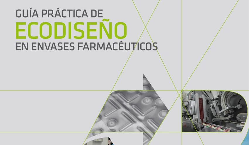 Ecodiseño de envases farmacéuticos: SIGRE edita una Guía Técnica