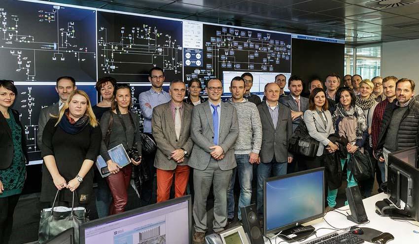 Empresas de agua de Polonia se interesan por las soluciones de SUEZ Water Europe