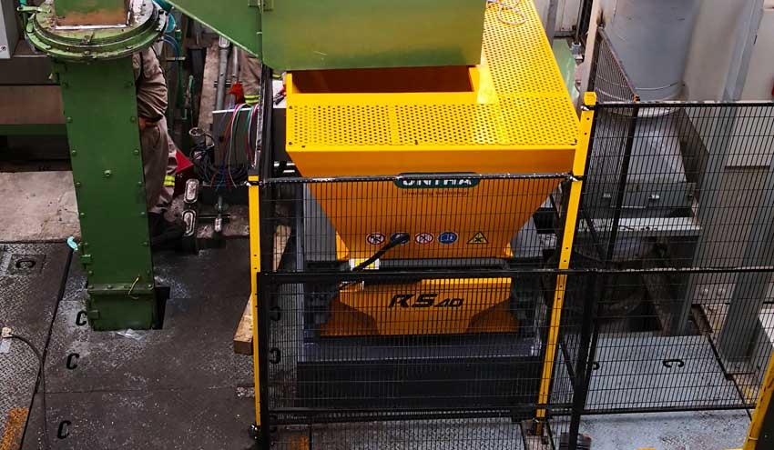 UNTHA Ibérica México entrega dos nuevas trituradoras RS40 en Veracruz, México