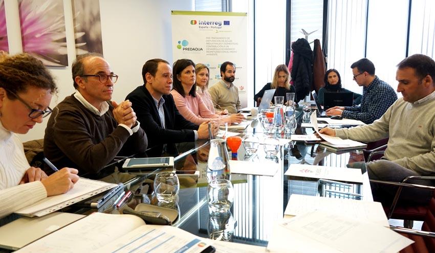 Badajoz acoge la segunda reunión de seguimiento del proyecto europeo PREDAQUA