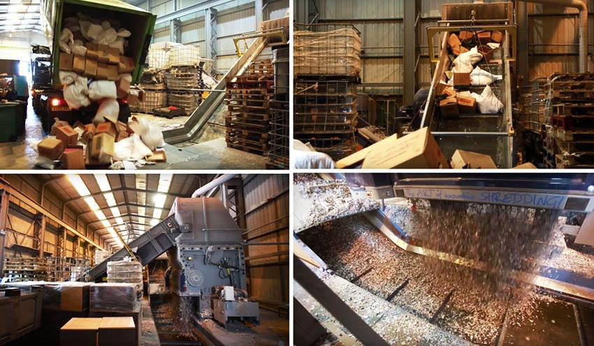 Micromat 2000 de Lindner Recyclingtech, la solución para la destrucción total de documentos