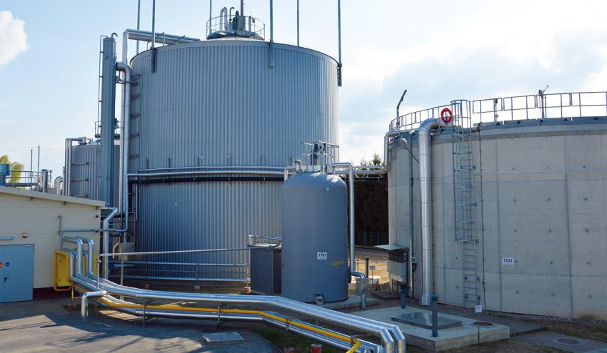 Tecnología AnMBR AnoxyMem® para tratamiento de efluentes en la industria lechera
