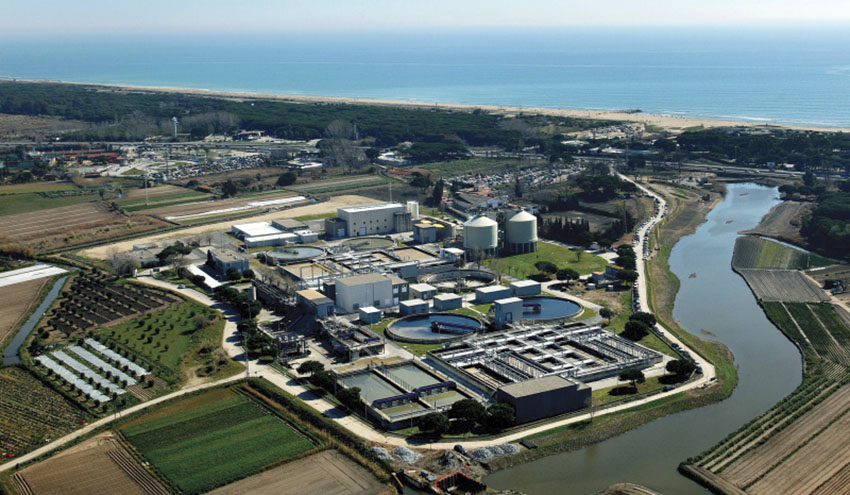 El AMB sustituirá el colector de aguas residuales de Castelldefels hasta la depuradora de Gavà-Viladecans