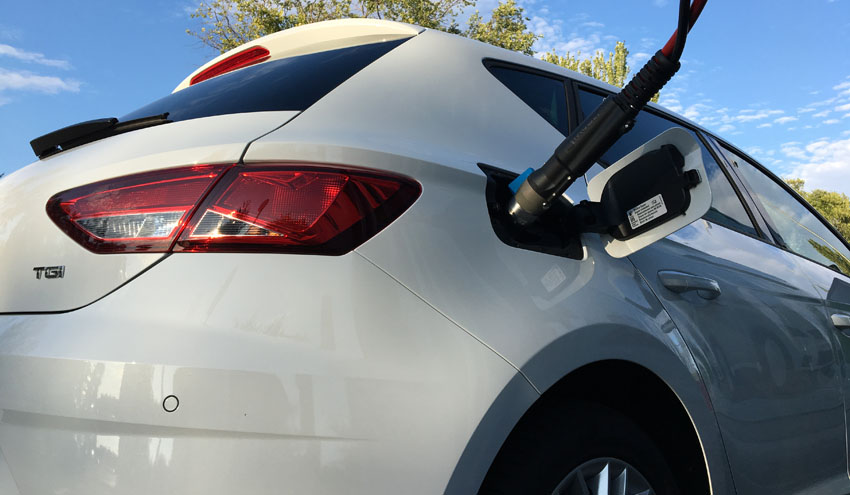 Potencial del biometano como combustible de transporte