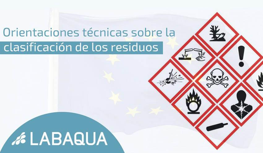 Cómo clasificar residuos según las orientaciones técnicas de la Comisión Europea