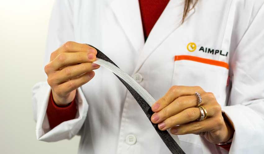 AIMPLAS desarrolla un equipo de planta piloto para la fabricación de LFRT de fibra continua