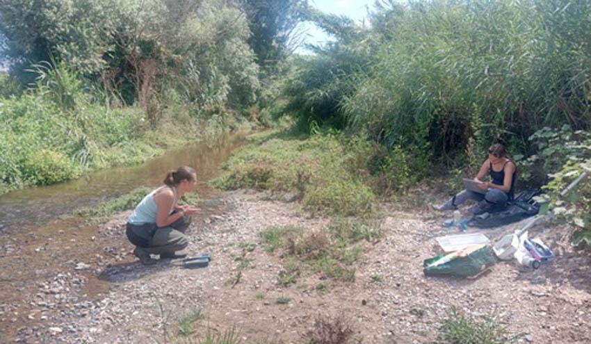 Publicado el nuevo informe sobre la calidad ecológica de los ríos de la provincia de Barcelona