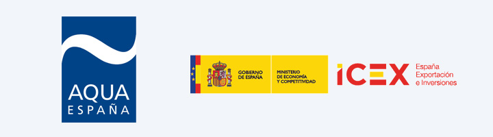 AQUA ESPAÑA será entidad colaboradora del ICEX para la internacionalización de las empresas del sector aguas