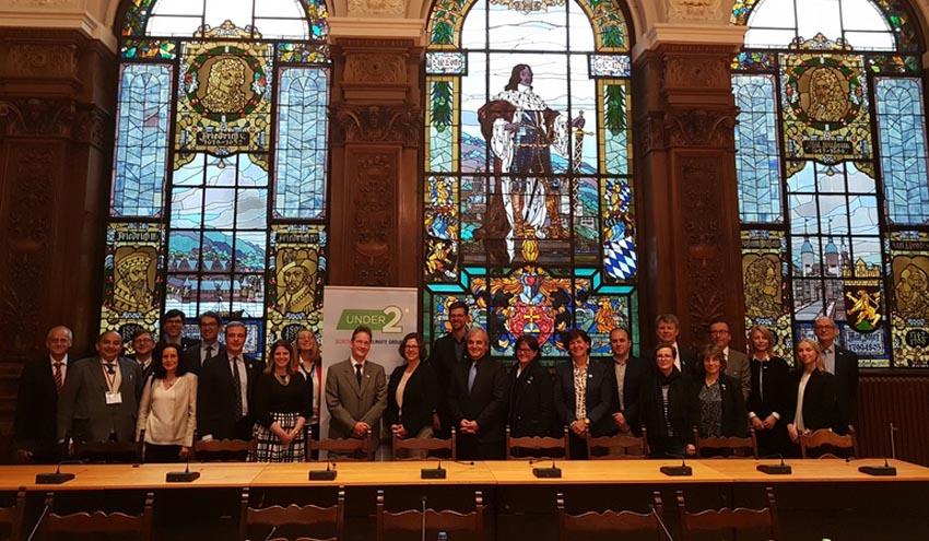 Euskadi presenta sus medidas en cambio climático en la Conferencia de Acción Climática ICCA 2019