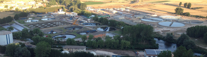 Licitado el acondicionamiento de las riberas del Arlanzón y Ubierna a su paso por la depuradora de Burgos