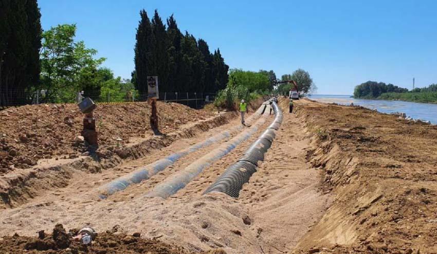 """""""La reparación de la desalinizadora del Tordera nos hará estar más preparados para futuras emergencias"""""""