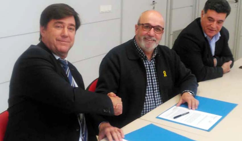 Avances en los acuerdos de la Mesa del Ter con un convenio para mejorar la gestión y estado del acuífero