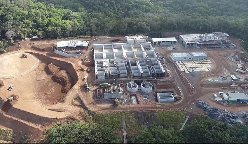 ACCIONA inicia la instalación de las tuberías de agua tratada de la potabilizadora de Arraiján