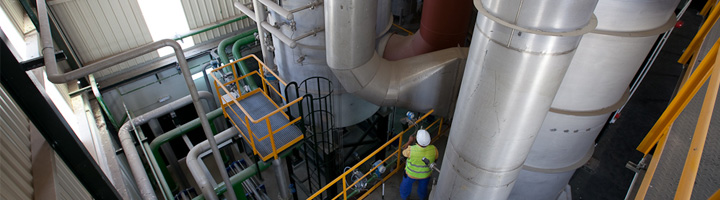 Canal de Isabel II Gestión recicla 41.000 toneladas al año de lodos de EDAR en la planta de Loeches