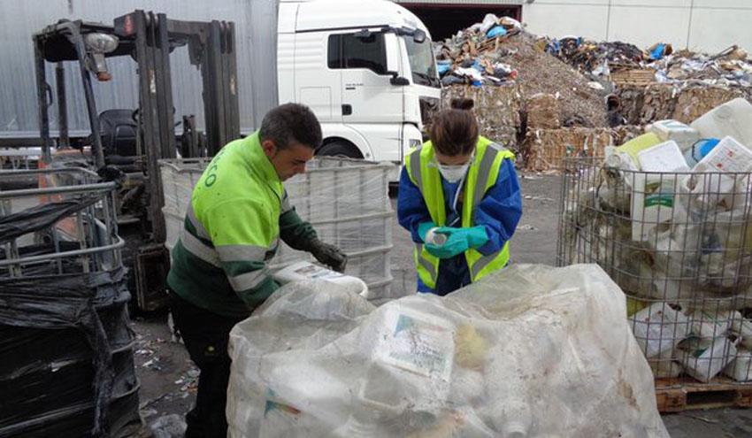 SIGFITO premia a los puntos de recogida que más envases agrarios reciclan en Cataluña
