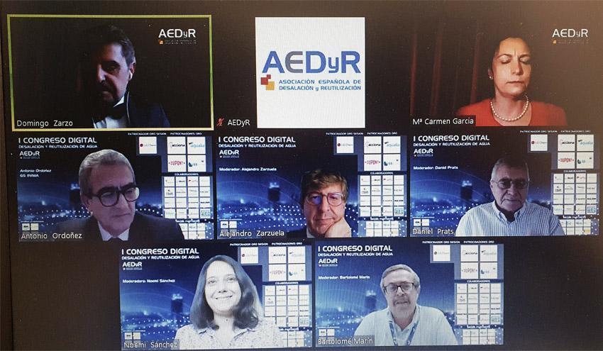 Concluye el Primer Congreso Digital de AEDyR con éxito de asistentes y destacados debates