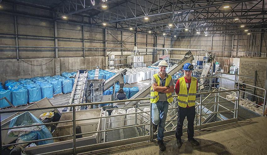 Nueva planta de tratamiento para el reciclador esloveno Dinos