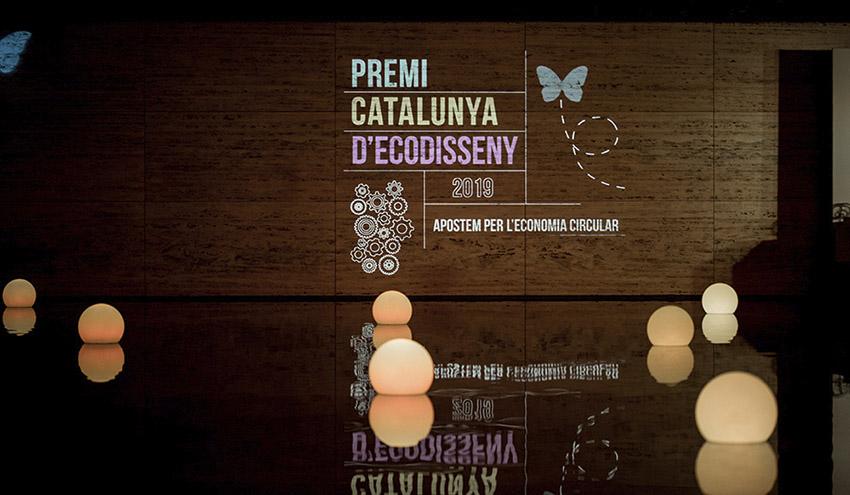 Convocado el Premio Cataluña de Ecodiseño para el año 2021