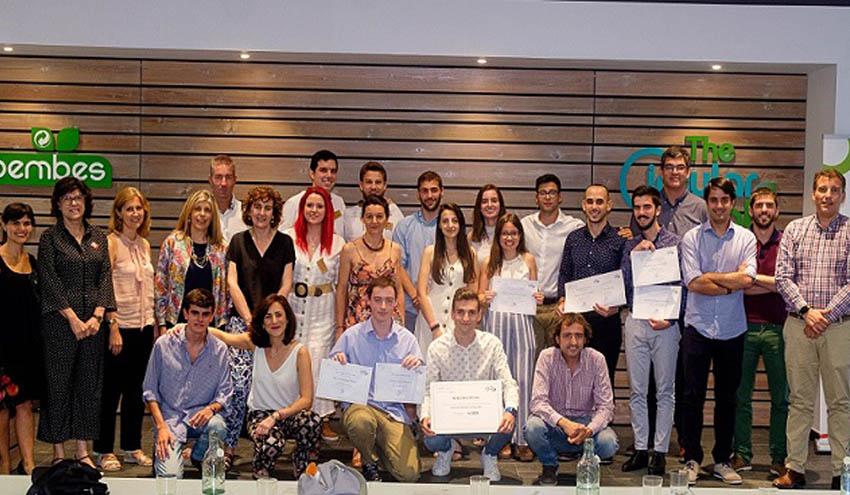 Más de 140 universitarios participan en la primera edición del Circular University Challenge de Ecoembes