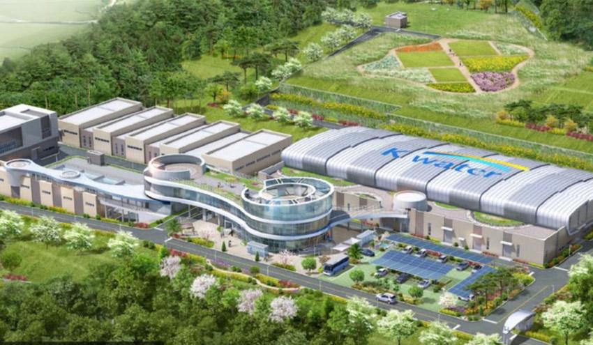GS Inima desarrollará la primera planta desaladora de gran capacidad en Corea del Sur