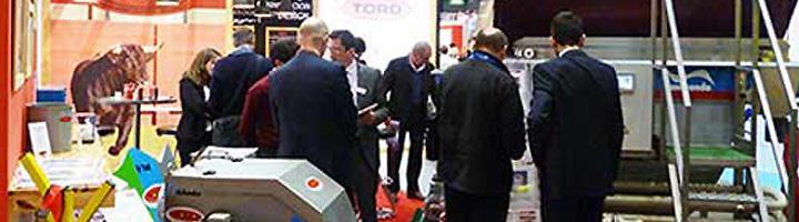 Toro Wastewater Equipment cierra con éxito su participación en Pollutec 2014