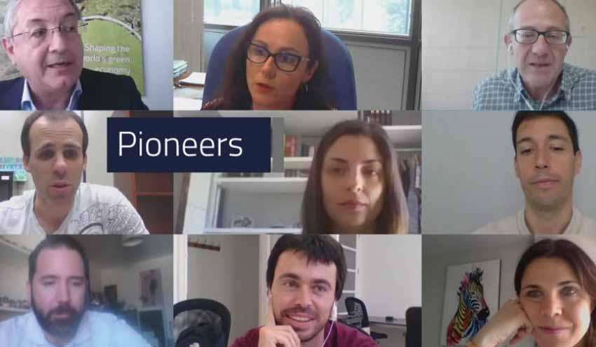 Arranca la novena edición de Pioneers con 21 profesionales seleccionados en España