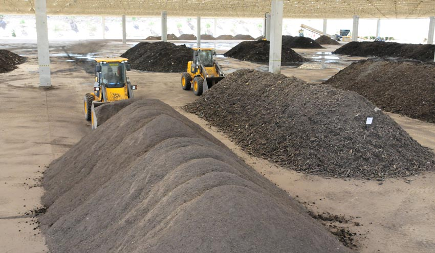 Canal de Isabel II destina 12 millones para el tratamiento de lodos en la planta de Loeches